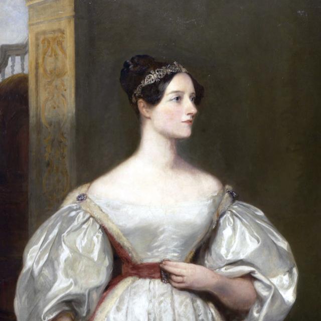 Lady Ada Lovelace (1815–1852)