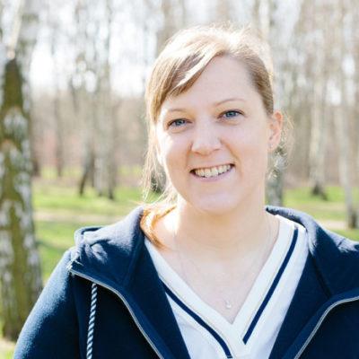 Porträtfoto von Petra Hucke