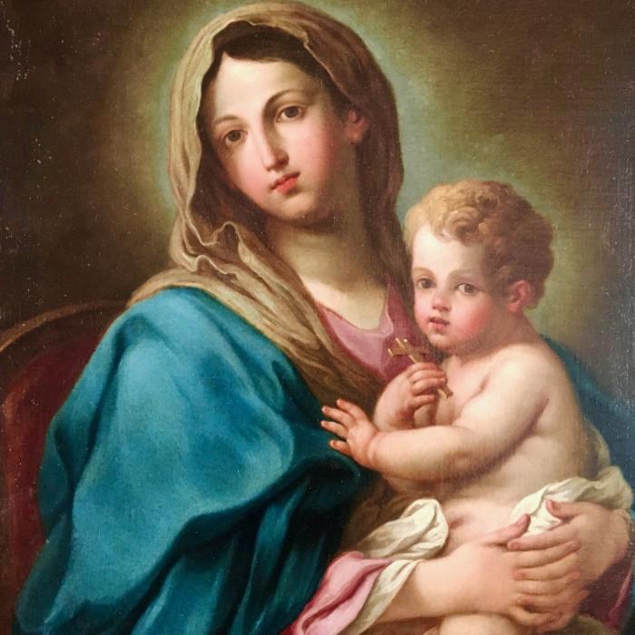 Maria von Nazareth (ca. 20 v. Chr. bis 34)