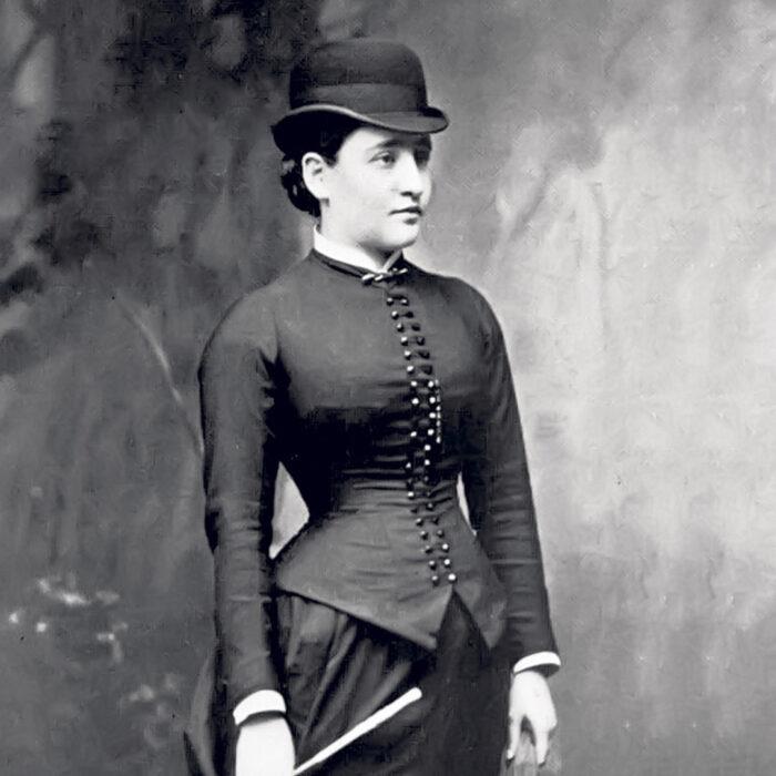 Bertha Pappenheim (Beitragsbild)