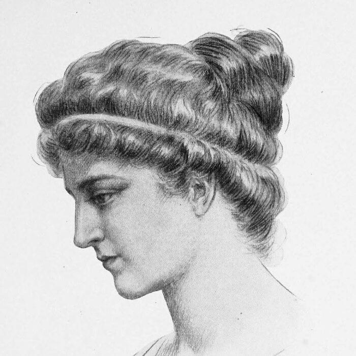 Hypatia von Alexandria (ca. 355–415)