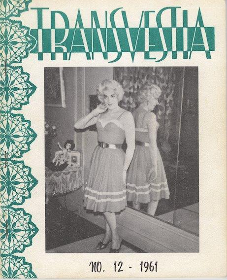 Virginia Prince Transvestia Magazine