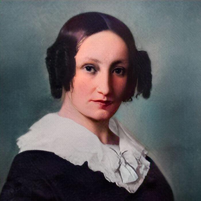 Friederike Ronnefeldt (1807–1906)